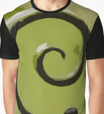 Curl Graphic T-Shirt