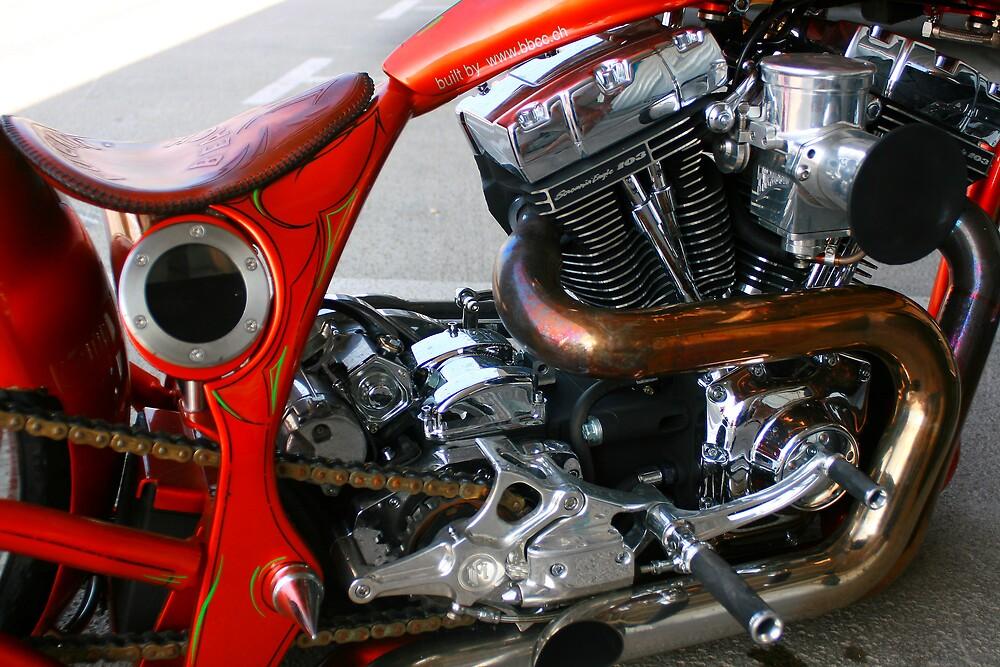 motor bike by x07wave