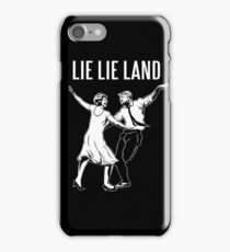 Trump's Another Day of L... iPhone Case/Skin