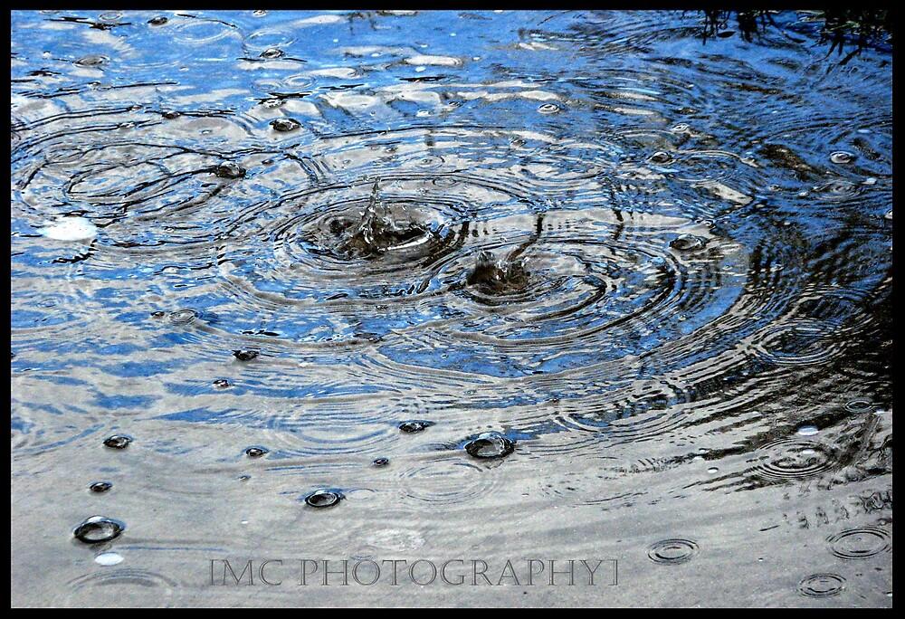 Drip drip drop by Melissa  Carroll