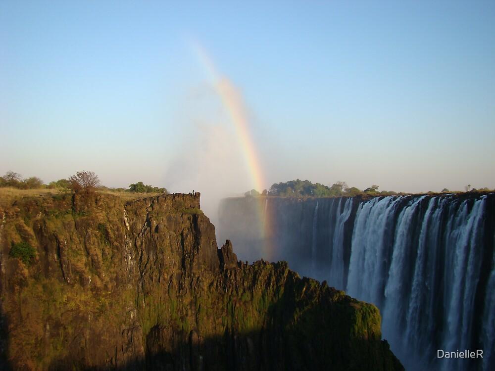 Victoria Falls, Africa by DanielleR