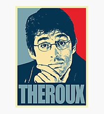 Louis Theroux Photographic Print