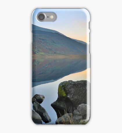 Spectacular Snowdonia Sunset iPhone Case/Skin