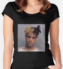 xxxtentaction Merchandise Women's Fitted Scoop T-Shirt