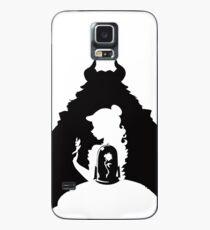Die Schöne und das Biest Hülle & Klebefolie für Samsung Galaxy