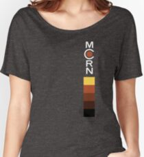 The Expanse MCRN Logo v3 Women's Relaxed Fit T-Shirt