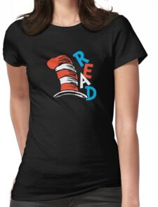 Dr Seuss Day Womens Fitted T-Shirt