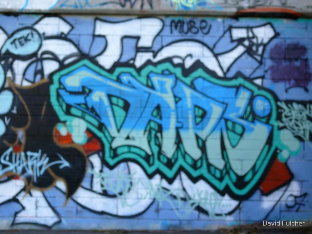 wall art by David Fulcher