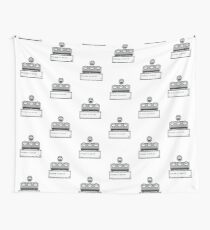 Choose your companion Wall Tapestry