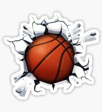 Basketball Breakout Superstar Sticker