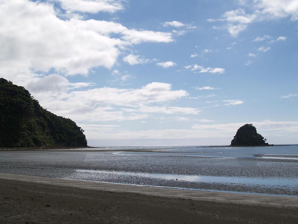 Waiwera Tranquillity by Adrian Lord