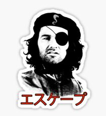 Escape from New York - Revolution Sticker
