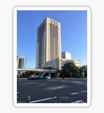 Office building of makuharishintoshin Sticker