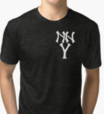 New New York Yankees Tri-blend T-Shirt
