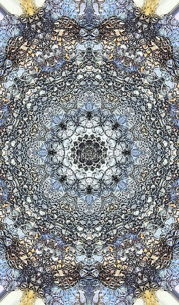 Water pattern by gypsygirl