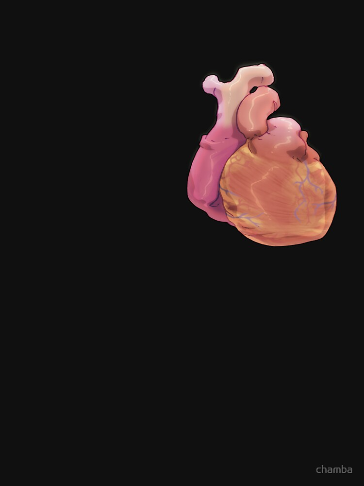 heart by chamba