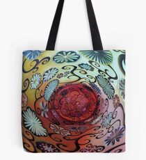 Contemporary Realism Tote Bag