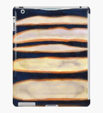 Green Cloud over Floating Shapes   iPad Case/Skin