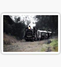 Steam Train Re-Born Sticker