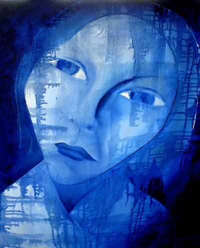 "ART by bec ""Self Psychoanalysis"" by ARTbybec"