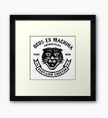 DEUS Framed Print