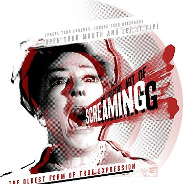 The Art Of Screaming by TheMaker