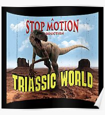 Triassic World Poster