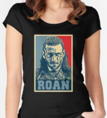 King Roan Women's Fitted Scoop T-Shirt