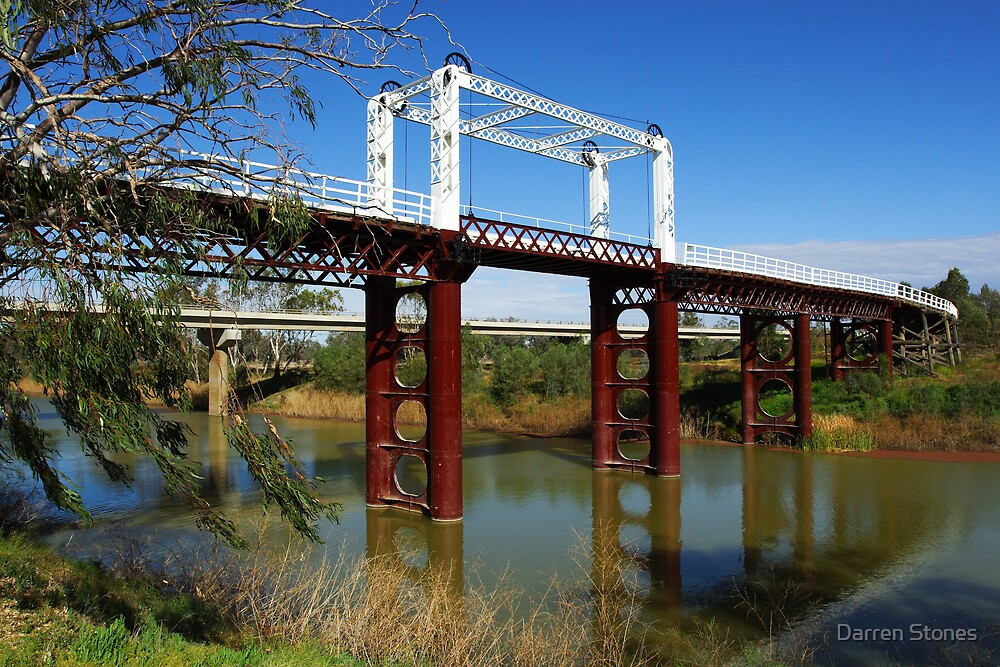 North Bourke Bridge by Darren Stones