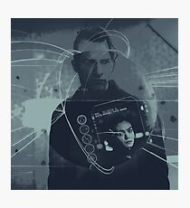 The Expanse Detective Miller Photographic Print