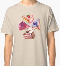 Let Them Eat Cake Classic T-Shirt