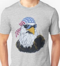 Eagle Patriot Unisex T-Shirt