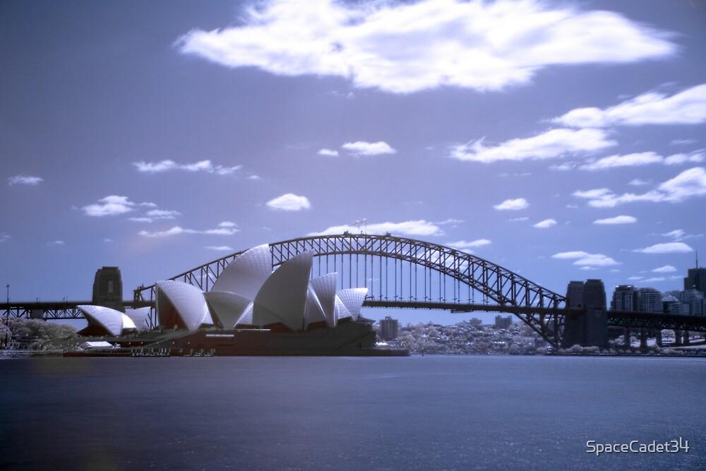 Sydney at Midnight by SpaceCadet34