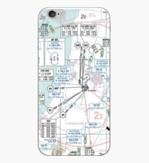 Airspace overview Amsterdam iPhone Case