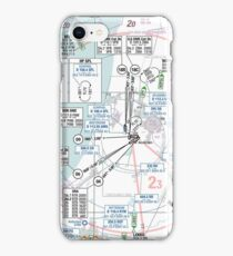 Airspace overview Amsterdam iPhone Case/Skin