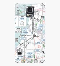 Airspace overview Amsterdam Case/Skin for Samsung Galaxy