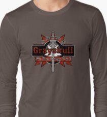 Grayskull Energy Drink (recolor) Long Sleeve T-Shirt