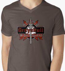 Grayskull Energy Drink (recolor) Men's V-Neck T-Shirt