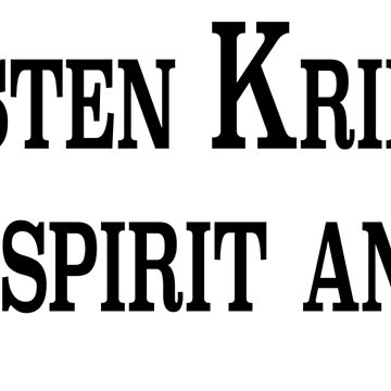 Kristen Kringle is my Spirit Animal by ghostanddragon