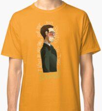 Nygmobblepot Matching Shirt-Edward Classic T-Shirt
