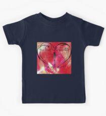 Camiseta para niños ¡Es mi corazón!
