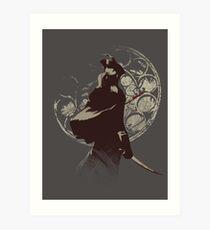 Lámina artística Lady Maria - Bloodborne