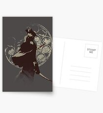 Lady Maria - Bloodborne Postcards