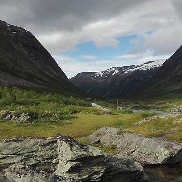 Norwayy by StonyBE