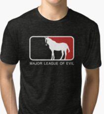 Major League of Evil Tri-blend T-Shirt