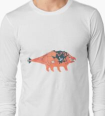 Ankylosaurid Dinosaur T-Shirt