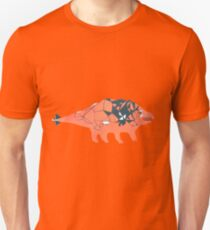 Ankylosaurid Dinosaur Unisex T-Shirt