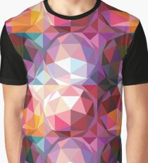 Geodesic dome pattern Graphic T-Shirt