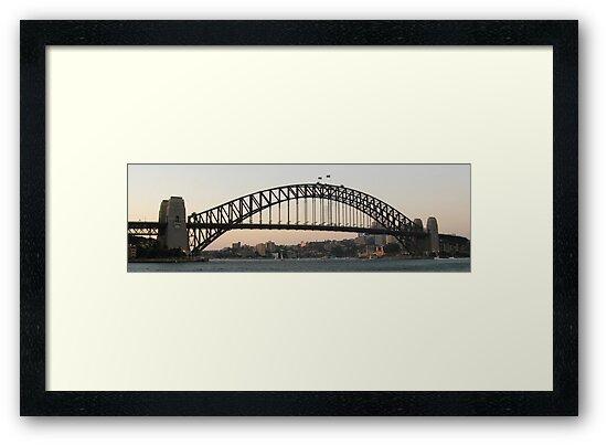Sydney Harbour Bridge by Colin Chuang