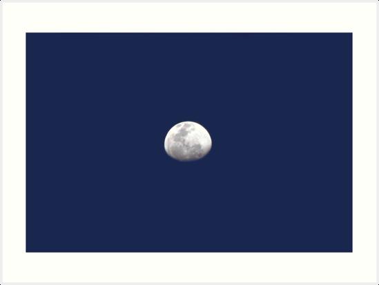 Spring Moon by Sandra Chung